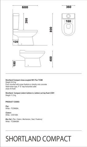 Close Couple Toilets